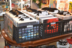 Vintage & Vinyl Records & Turntables 891 Front Rd LaSalle 11-6pm Windsor Region Ontario image 1