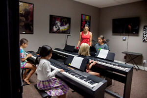 Voice/Piano/Guitar Lessons @ Mpress Music