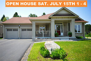 Bracebridge: OPEN HOUSE SATURDAY 1 - 4