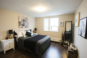 Just Renovated  Lakeview Downtown Burlington 2 bedroom Apartment