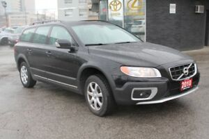 2010 Volvo XC70 AWD, ONTARIO CAR, NO ACCIDENTS