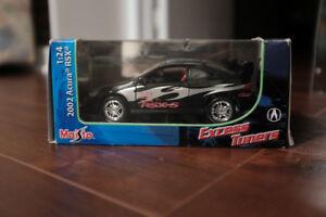 Die Cast Model  Acura RSX 2002 Maisto 1:24