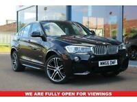2016 66 BMW X4 3.0 XDRIVE35D M SPORT 4D 309 BHP DIESEL