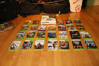 Xbox 360 + KIT Guitare Hero + Kinect + 25 jeux Suivre|Partager |