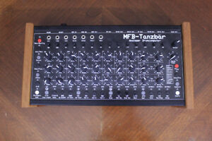 MFB Tanzbar Analog Drum Machine For SALE!