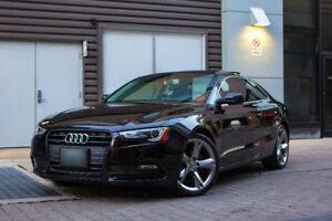 2014 Audi A5 Komfort Coupe (2 door) w/ Sport Package