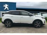 2021 Peugeot 3008 1.5 BlueHDi GT Premium EAT (s/s) 5dr Auto Estate Diesel Automa