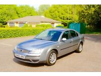 AUTOMATIC 2005 ford Mondeo LX TDCI , 1 month mot , 125000 mileage