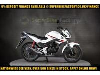 2015 15 HONDA CBF125 125CC 0% DEPOSIT FINANCE AVAILABLE