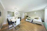 Renovated, bright and clean condo in Stanley Park $129,900