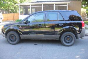 2003 Saturn VUE SUV, Crossover