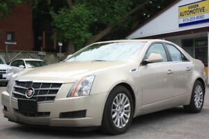 Cadillac CTS4-AWD panoramic sunroof**56k km motor**FINANCING**