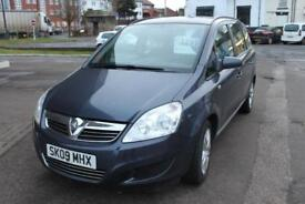 Vauxhall Zafira 1.6I 16V EXCLUSIVE - A Very Tidy Example, 7 Seats
