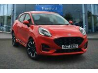 2020 Ford Puma 1.0 EcoBoost Hybrid mHEV ST-Line X 5dr **One Owner Car, Cruise Co