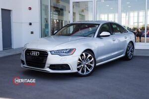 2012 Audi A6 3.0T quattro w Tip Premium
