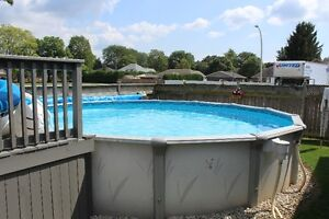 21 Foot Round Pool