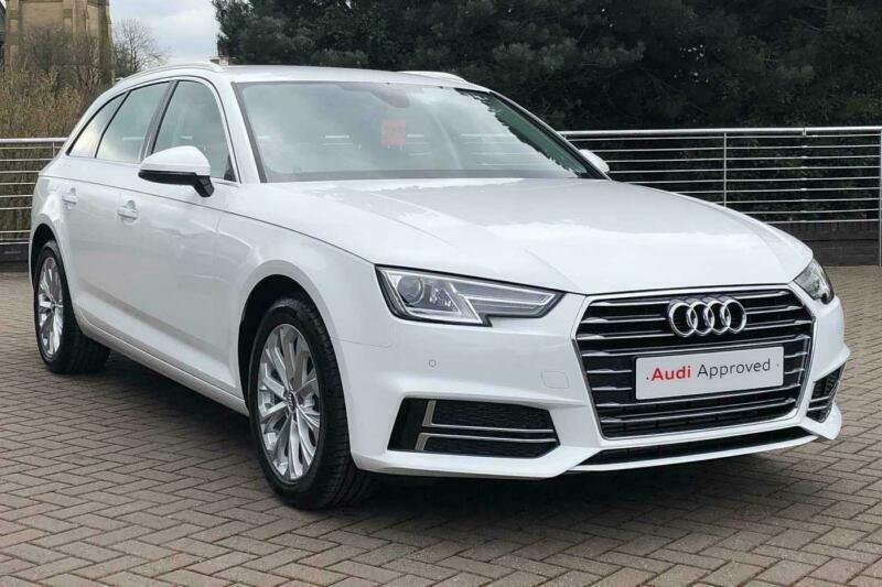 2019 Audi A4 Avant Se 35 Tfsi 150 Ps 6 Speed Petrol White Manual