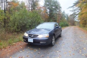 Certified and etested 2003 Acura TL Type S Sedan