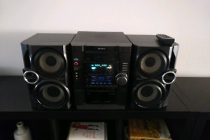 Sony Mini Hi Fi