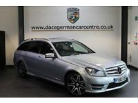 2013 63 MERCEDES-BENZ C CLASS 2.1 C250 CDI BLUEEFFICIENCY AMG SPORT PLUS 5DR AUT