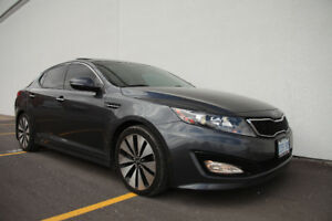 2011 Kia Optima SX Turbo – Extended Warrenty!