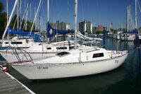 Mirage 24 Sailboat For Sale Great Condiction