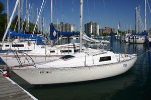 Mirage 24 Sailboat For Sale Great Condition