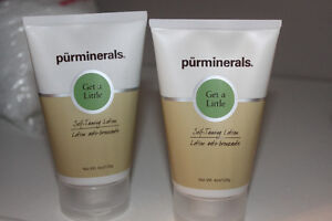 Pur Minerals Self Tanner ( save your summer tan )