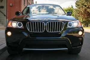 2011 BMW X3 Executive - GPS - GARANTIE BMW 14 mois