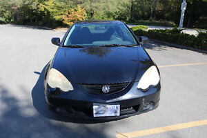 2002 Acura Rsx Coupe Base Model 5 speed (Rebuilt)