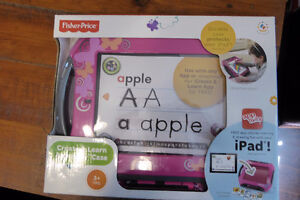 Fisher-Price Create and Learn Apptivity Case for iPad, Pink