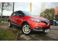 2017 Renault Captur 0.9 TCe ENERGY Dynamique Nav SUV 5dr Petrol Manual (s/s) (11
