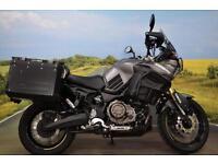 Yamaha XT1200Z Super Tenere **Givi Trekker Panniers, Oxford Heated Grips**