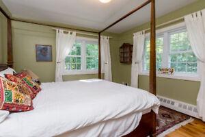 Furnished luxury lakeside accommodation-rooms available