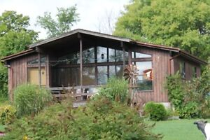 cottage rental 2 hours north of Toronto/Guelph/London