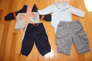 Baby Boy's Clothes (lot) - 6-9 months