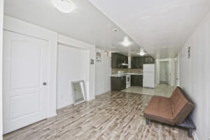 Basement apartment for rent!