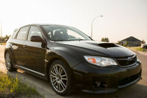 2012 Subaru WRX STI Hatchback Sport-Tech (completely stock)