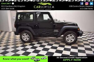 2013 Jeep Wrangler SPORT 4X4-HARD TOP*6SPEED*CRUISE