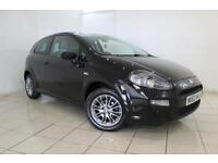 2012 62 FIAT PUNTO 1.4 GBT 3DR 77 BHP