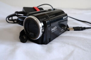 camera video Sony HDR XR260