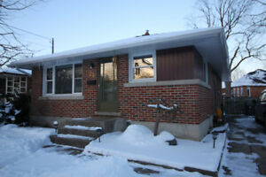 Great Family Home Exhibition Park Bungalow for rent