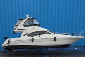 2005 SEA RAY 42 SEDAN BRIDGE DIESEL