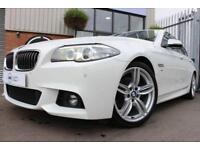 2014 BMW 5 SERIES 2.0 520D M SPORT 4D 181 BHP DIESEL