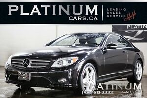 2008 Mercedes-Benz CL550 AMG / NAVIGATION/ 100% CLEAN CARPROOF/