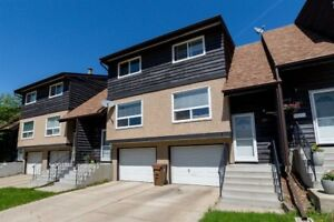 Fully Renovated St. Albert Townhouse for Rent!