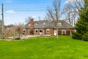 Custom Waterfront Property with 170' Sandy Beach in Southern ON