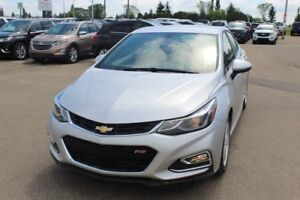 2018 Chevrolet Cruze LT RS 4-Door- A/T- Heated Seats- Remote Sta