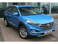 2018 Hyundai Tucson 1.6 GDi Blue Drive SE 5dr 2WD SUV Petrol Manual