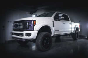 Ford F250 2018 power stroke Platinum